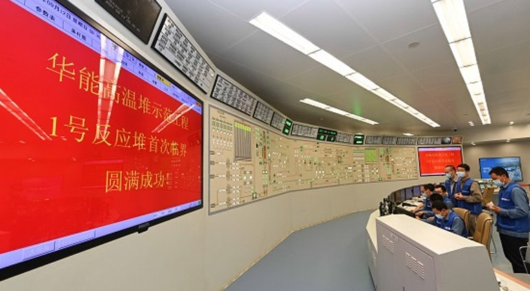 Reactor No.1 At Shidao Bay HTR-PM Plant Reaches First Criticality