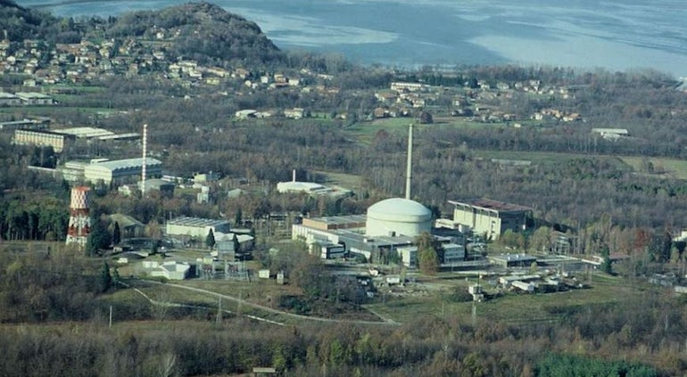 Sogin Takes Over Ispra-1 Research Reactor Ahead Of Dismantling