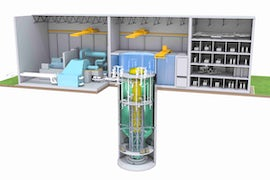 Exelon Submits Feasibility Study For SMR Deployment