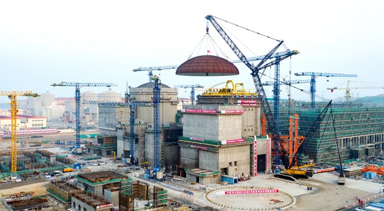 Hongyanhe Nuclear Station Sets Generation Record