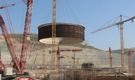Russia Installs Second Tier Of Inner Containment Shell At Akkuyu-2