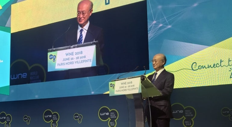 Improved Reactor Designs Will Make Nuclear More Cost-Effective And Alleviate Public Concerns, Says Amano