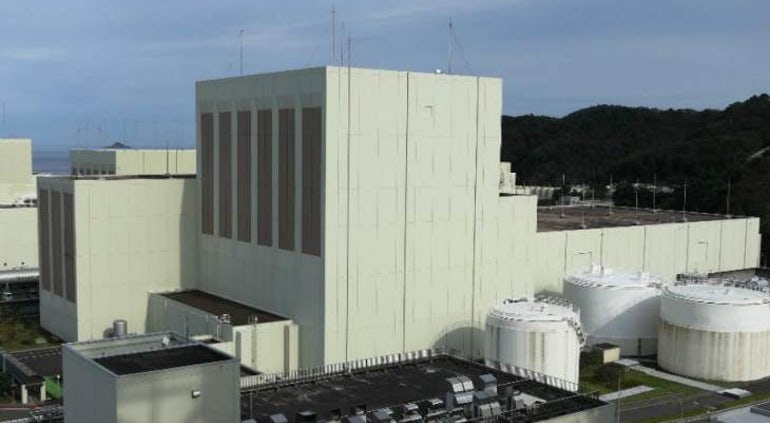 Tohoku Electric Files Application To Decommission Japan BWR