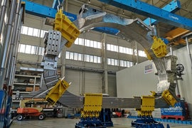 Italy Delivers First Superconducting Magnet For Iter