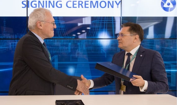 Rosatom And EDF Sign Agreement To Cooperate