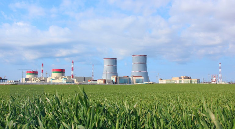 Cold Testing Completed At Belarusian-2 Nuclear Unit
