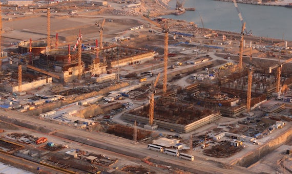 Unit 3 First Concrete And Unit 4 Construction Permit Expected In 2021, According To Rosatom Official