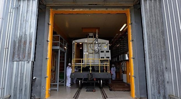 Hot Testing Begins At ISF-2 Interim Spent Fuel Facility