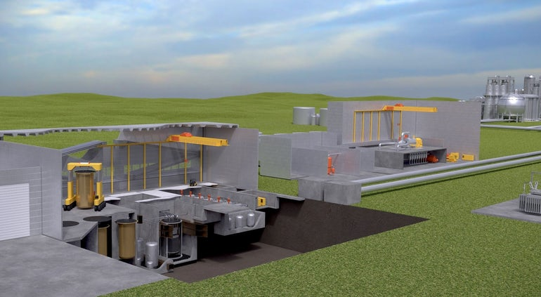 Government Moves Forward With Reactor Commercialisation Plan