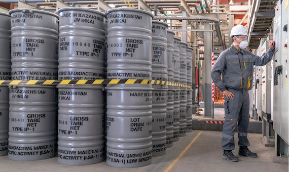 Company To Keep Uranium Output Reduced By 20% Until 2022
