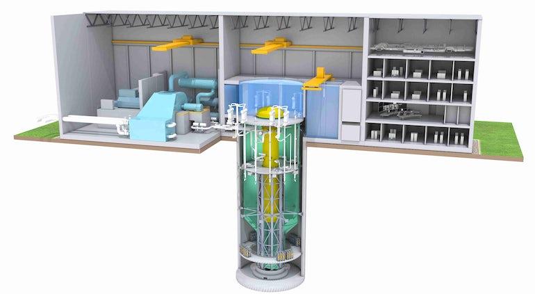 Report Assesses Socio-Economic Benefits Of GEH's BWRX-300 Reactor