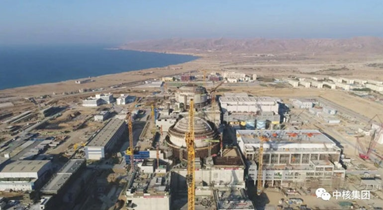 China-Supplied Kanupp-2 Reactor Synchronised To Grid