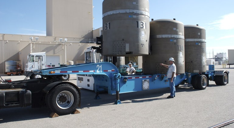 Watchdog Says WIPP Radwaste Facility Could Run Out Of Room