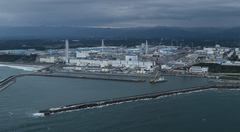 Japan Asks For IAEA Support With Release Of Radioactive Water Into Sea