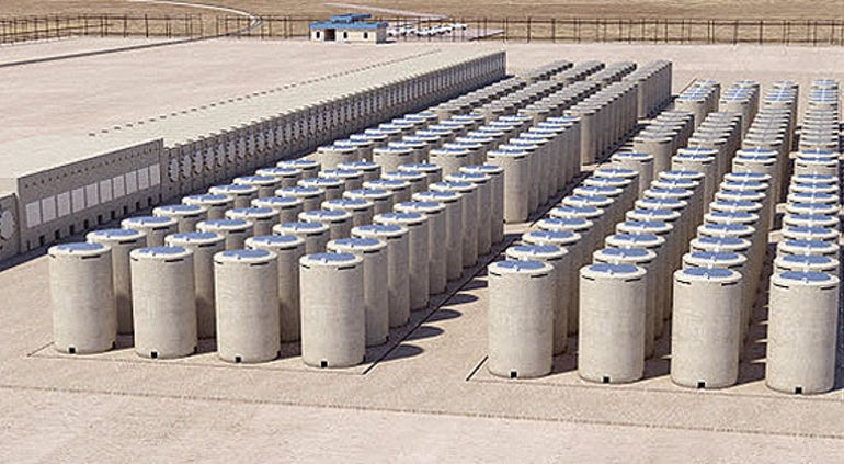 Anti-Nuclear Group Launches Appeal Over Texas Interim Spent fuel Storage Plans