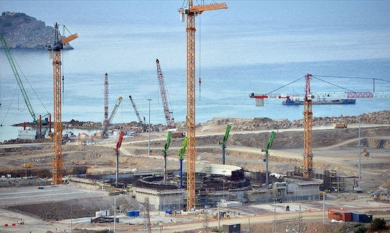 Contract For Sinop Nuclear Station 'Has Been Cancelled'