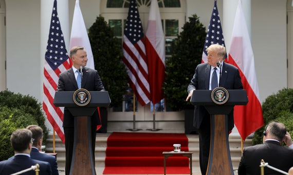 President Says Warsaw Will Sign Agreement On New Nuclear With US 'In Near Future'