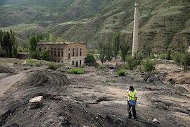 EBRD Warns Of €40 Million Funding Gap For Cleanup Of Soviet Uranium Legacy
