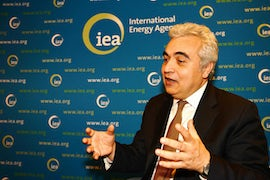Head Of IEA Says Nuclear Is Essential In Times Of Crisis