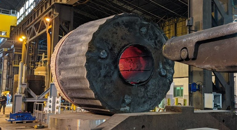 Framatome Increases Production Of Nuclear Components At Le Creusot