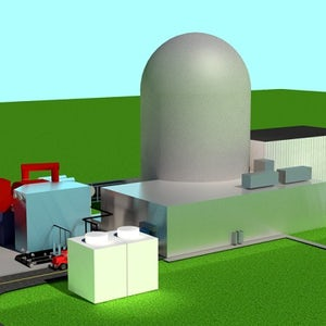 Holtec And Ukraine Confirm Plans To Deploy Reactor