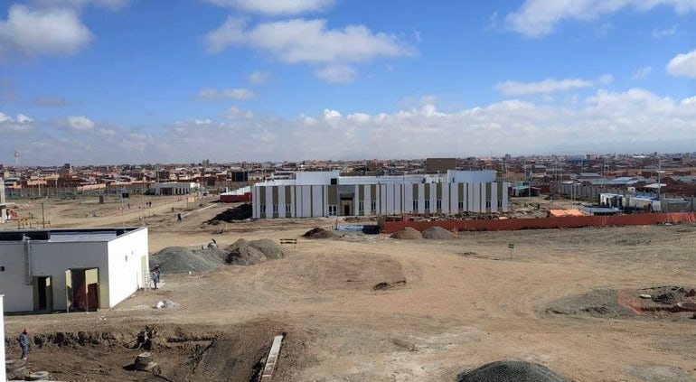 Radiation Equipment Installed As Work Continues On Nuclear Research Centre