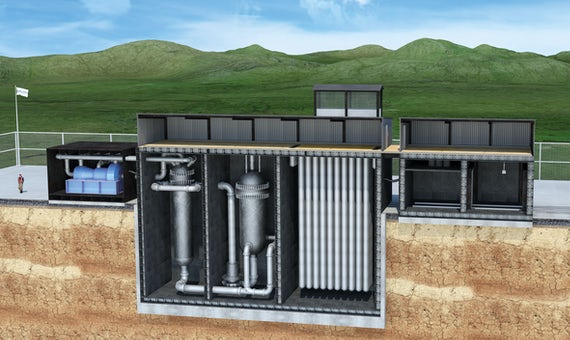 Jacobs To Carry Out Research Work On U-Battery And Westinghouse Designs
