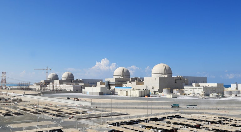 Fuel Loading Complete At Arab World's First Nuclear Plant