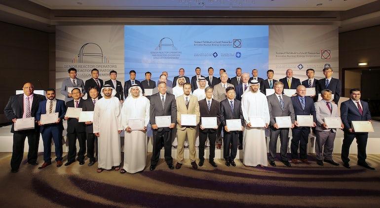UAE Regulator Certifies Second Group Of Operators