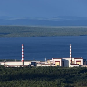 Russia To Build Test Facility At Kola Nuclear Station