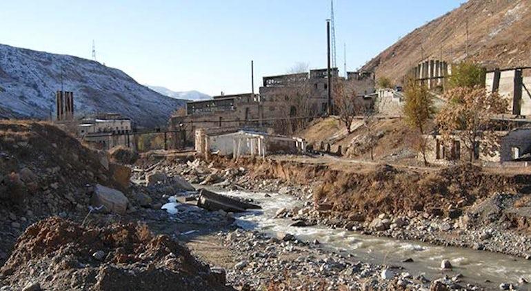 Work Begins To Overcome Uranium Mining Legacy