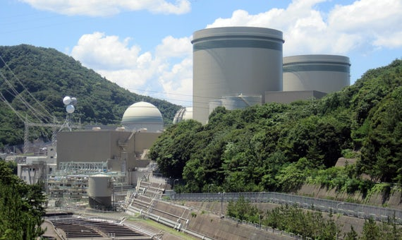 Work Complete To Extend Operation Of Two Reactors