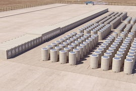 NRC Recommends Licence Approval For ISP Spent Fuel Storage Facility In Texas