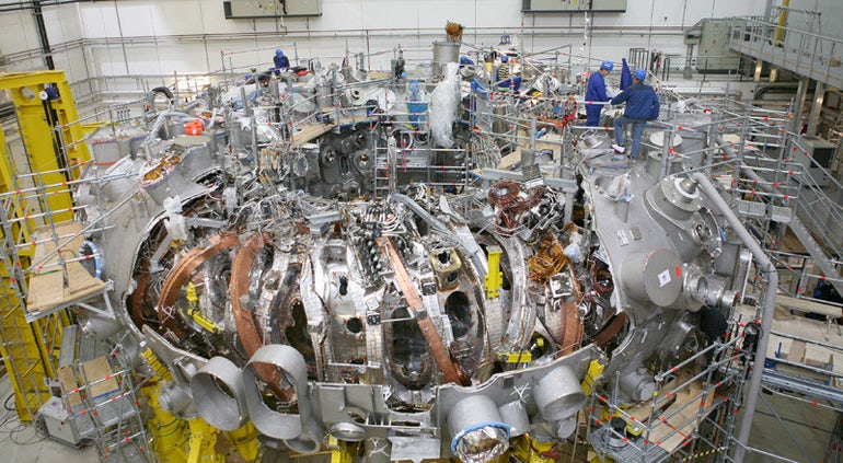 Upgrade Work Enters New Phase For Germany's Wendelstein 7-X