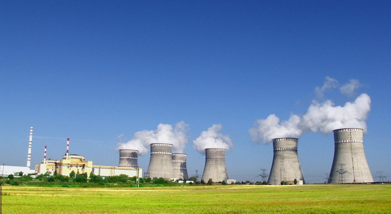 Westinghouse Signs Contract To Provide Fuel For Rovno Nuclear Station
