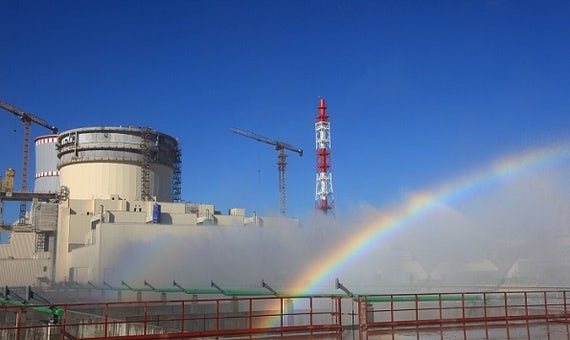 First Nuclear Fuel Delivered For Belarusian-2 Nuclear Reactor
