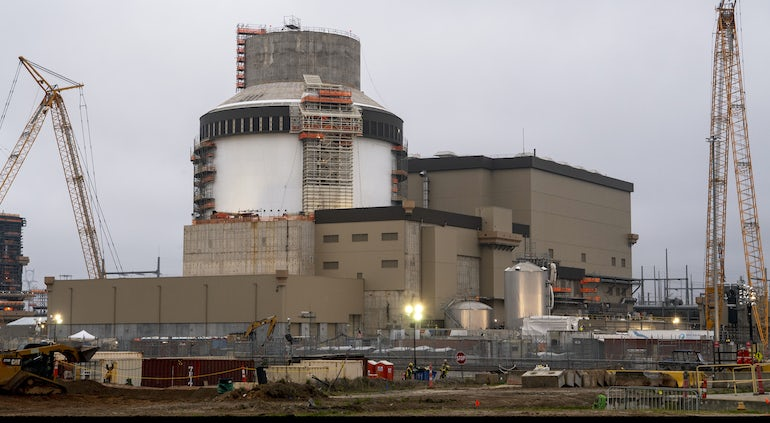 Hot Functional Testing Begins At AP1000 Nuclear Plant