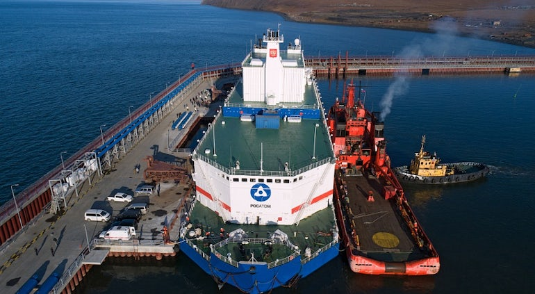 Russia Approves Plans For Floating Plant Infrastructure