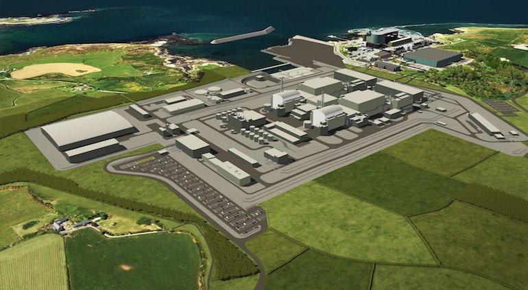 Decision On UK Nuclear Plant Put Back Until September