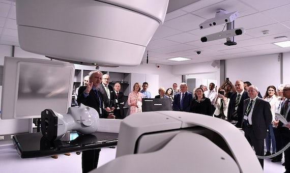 IAEA Opens New Linear Acceleration Facility At Seibersdorf Laboratories