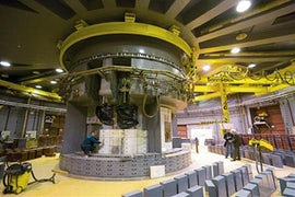 Putin Formally Approves Startup Of Pik Research Reactor