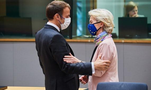 Commission President Von Der Leyen Says EU Needs Nuclear Power
